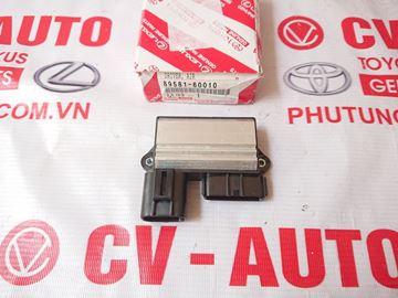 Hình ảnh của89581-60010 Hộp điều khiển khí nạp Toyota, Lexus hàng chính hãng