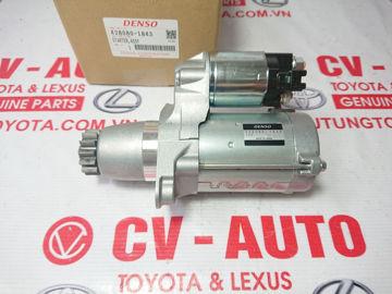 Hình ảnh của428080-1843 Máy đề Camry Highlander RAV4 / Lexus ES350, RX300, RX330, RX350 Denso Japan