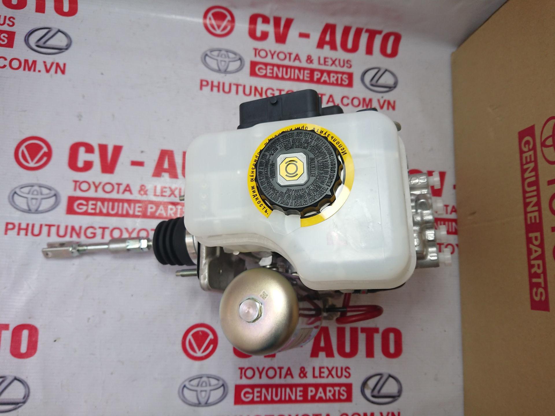 Picture of 47050-60111 Cụm tổng phanh ABS Lexus GX470, Toyota Land Cruiser Prado GRJ120 chính hãng