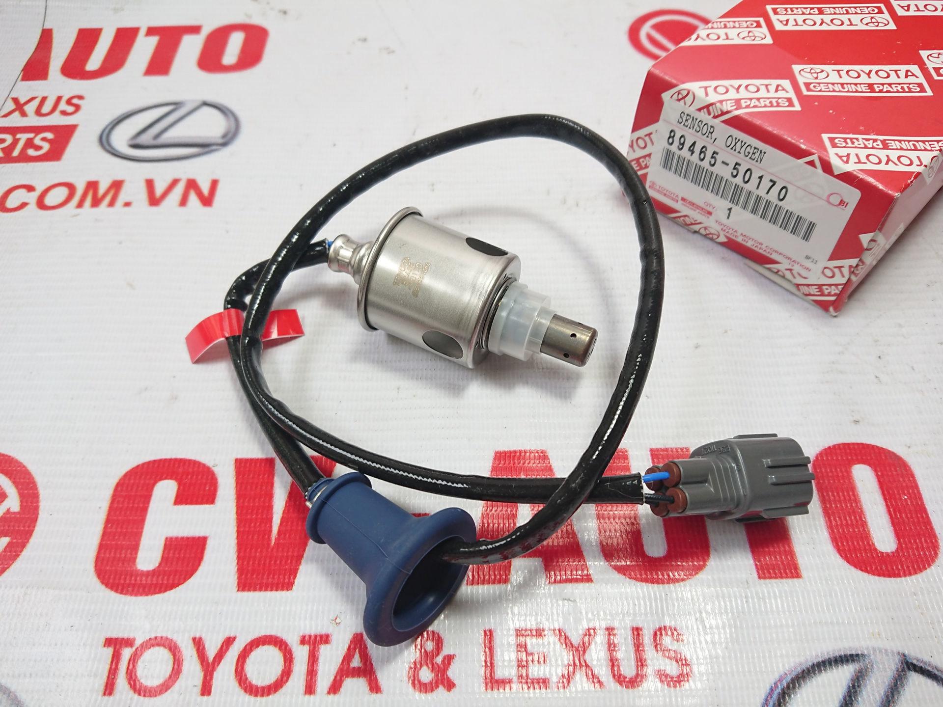 Picture of 89465-50170 Cảm biến ô xy khí xả Lexus LS460, LS600H chính hãng
