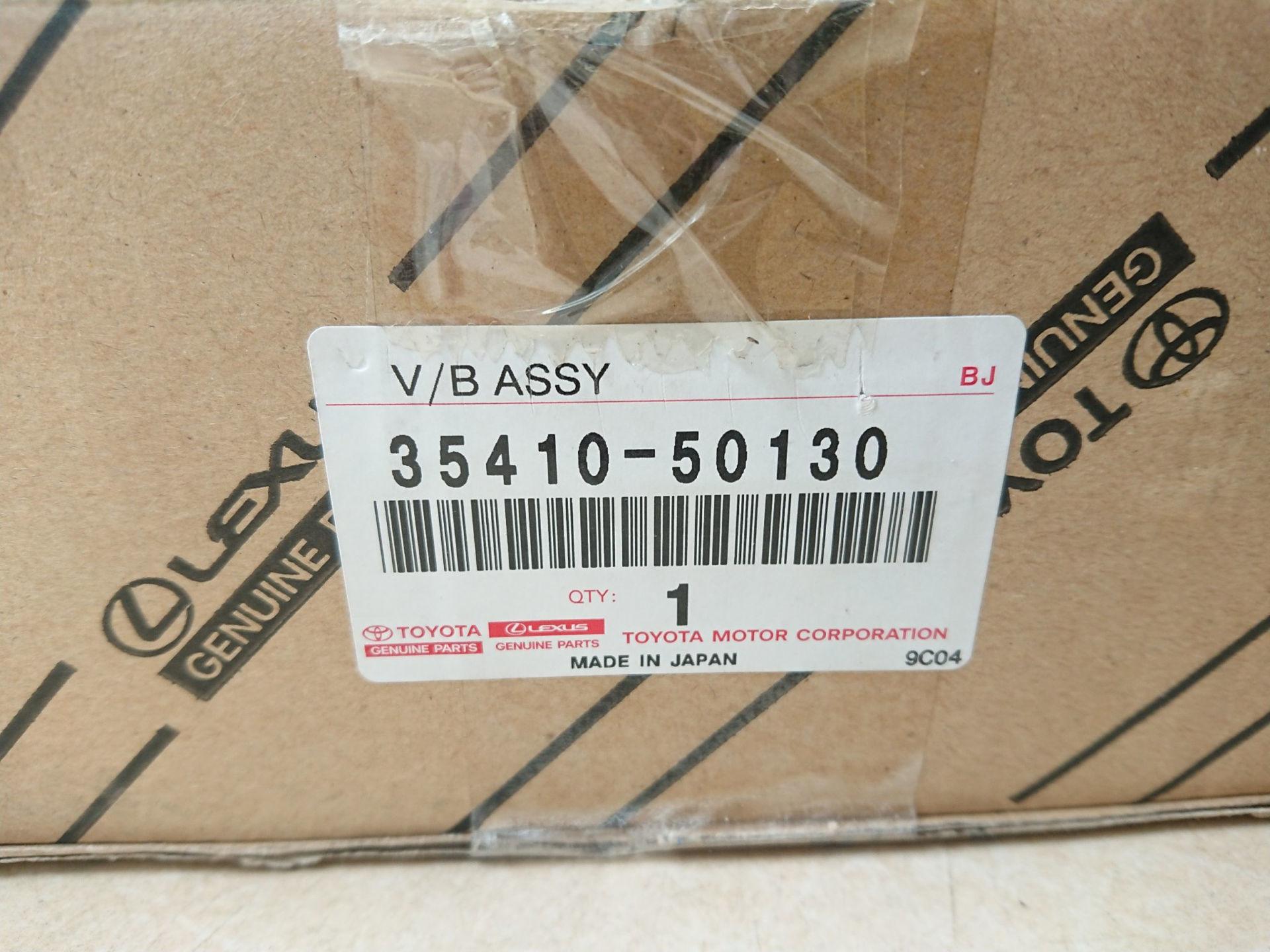 Picture of 35410-50130 Bộ van hộp số tự động Lexus LS460 hàng chính hãng
