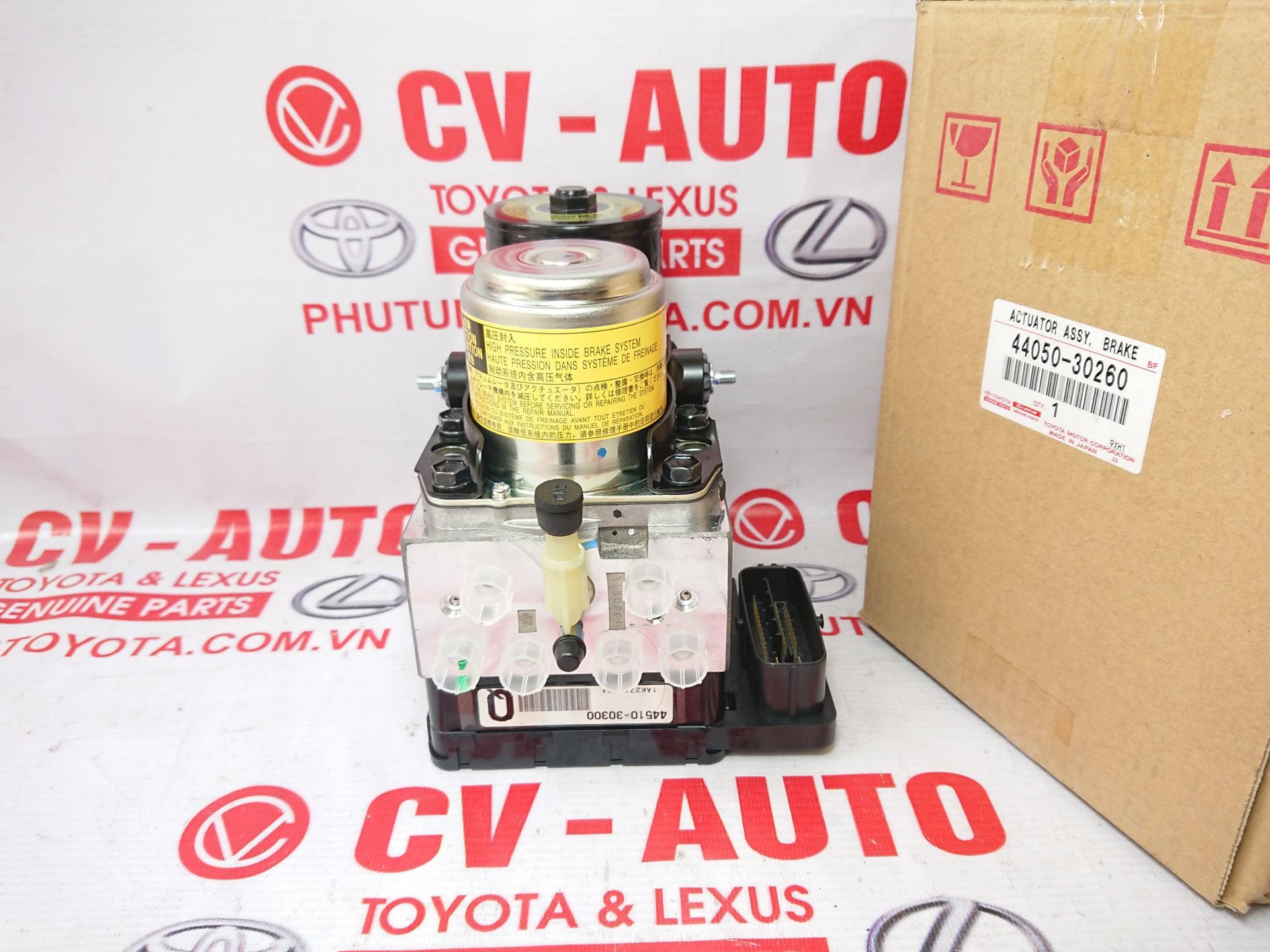 Picture of 44050-30260 Bơm ABS Lexus GS450H hàng chính hãng
