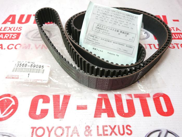 Picture of 13568-59095 Dây cam Lexus GX470 động cơ 2UZ chính hãng