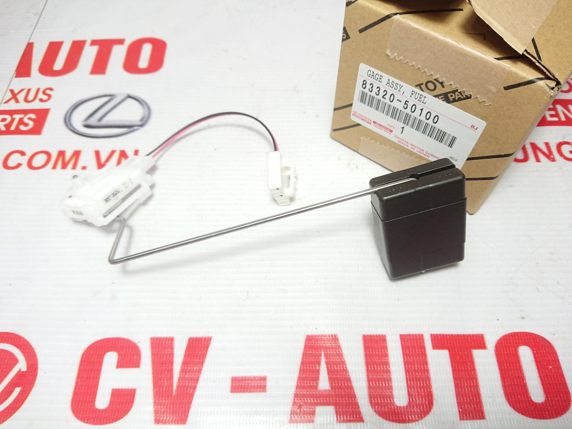 Picture of 83320-50100 Phao xăng phụ Lexus LS460 hàng chính hãng