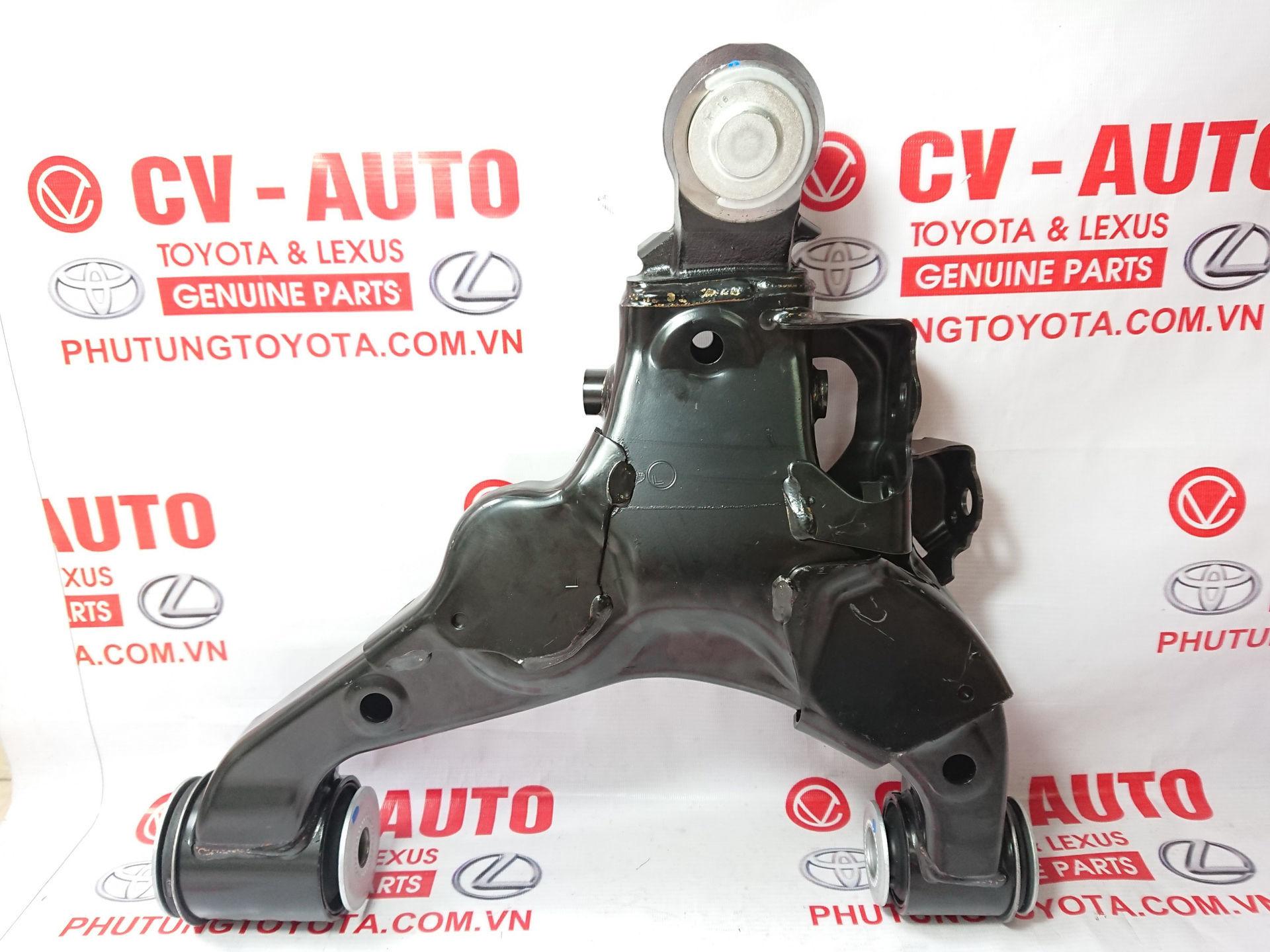 Picture of 48069-60030 Càng A dưới trái Lexus LX570, Toyota Land Cruiser