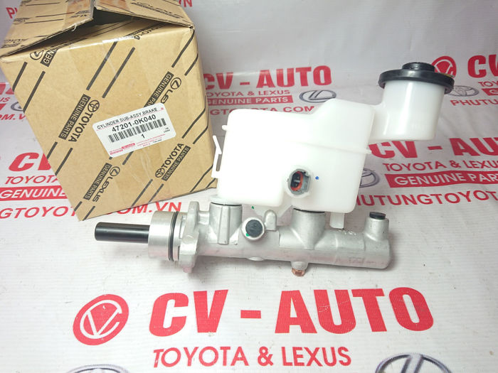 Picture of 47201-0K040 Tổng phanh Toyota Fortuner Hilux Innova