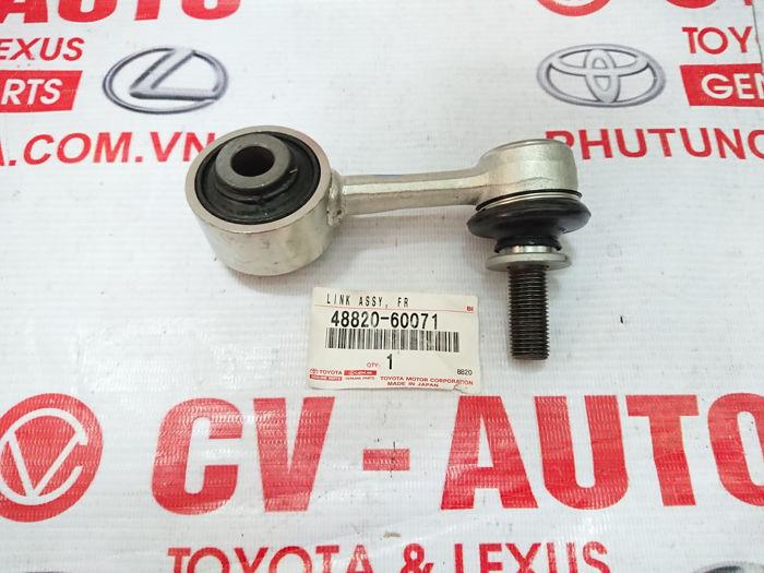 Picture of 48820-60071 Rotuyn cân bằng trước RH Lexus LX570 chính hãng