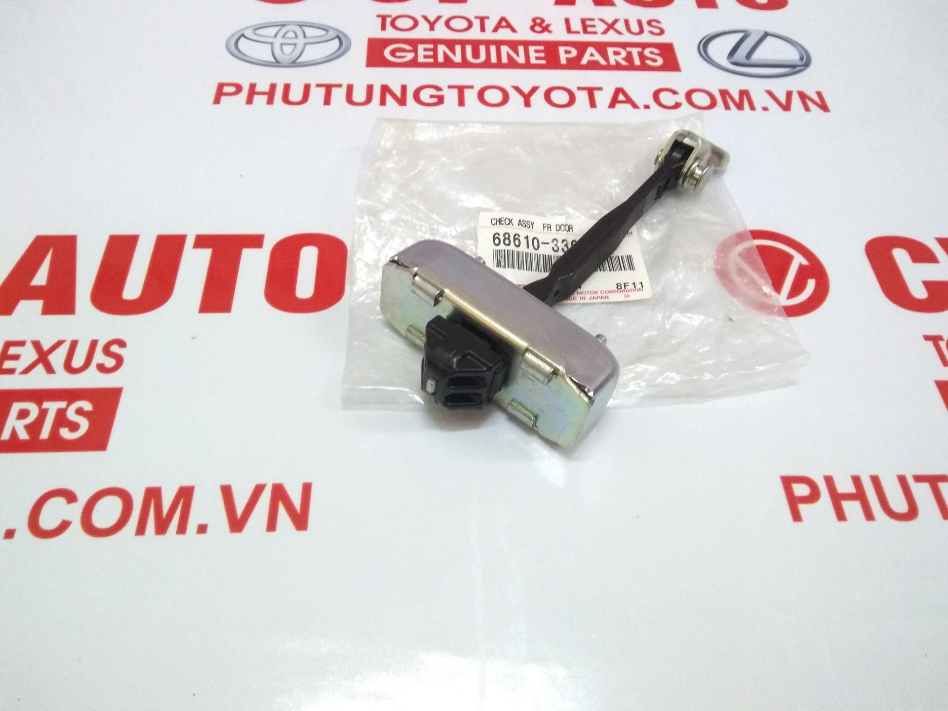 Picture of 68610-33081 Hạn chế cửa Lexus ES350  hàng chính hãng