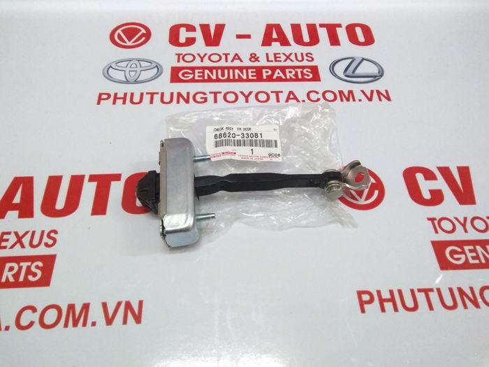 Picture of 68620-33081 Hạn chế cửa Lexus ES350 phụ tùng chính hãng