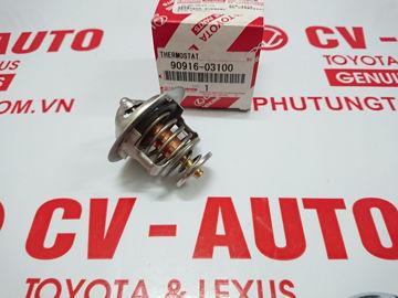 Hình ảnh của90916-03100 Van hằng nhiệt Toyota Lexus GX470 LS400 LS430 LX470 SC430 chính hãng