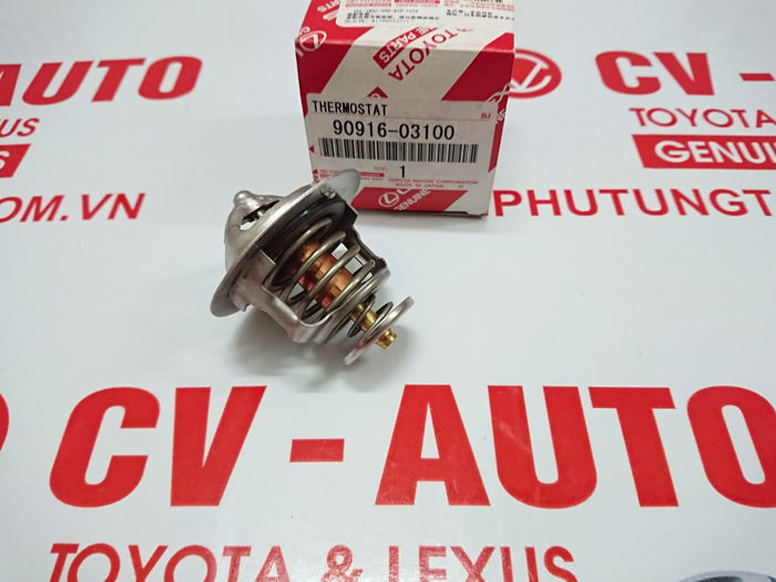 Picture of 90916-03100 Van hằng nhiệt Toyota Lexus GX470 LS400 LS430 LX470 SC430 chính hãng