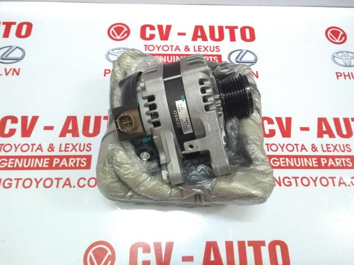 Picture of 9794219-260 Máy phát Toyota Lexus động cơ 3.5 2GRFE 150A Denso CN chính hãng.