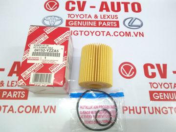 Hình ảnh của04152-YZZA5 Lọc dầu giấy A5 Toyota, Lexus 38010, 31050, 31060  chính hãng