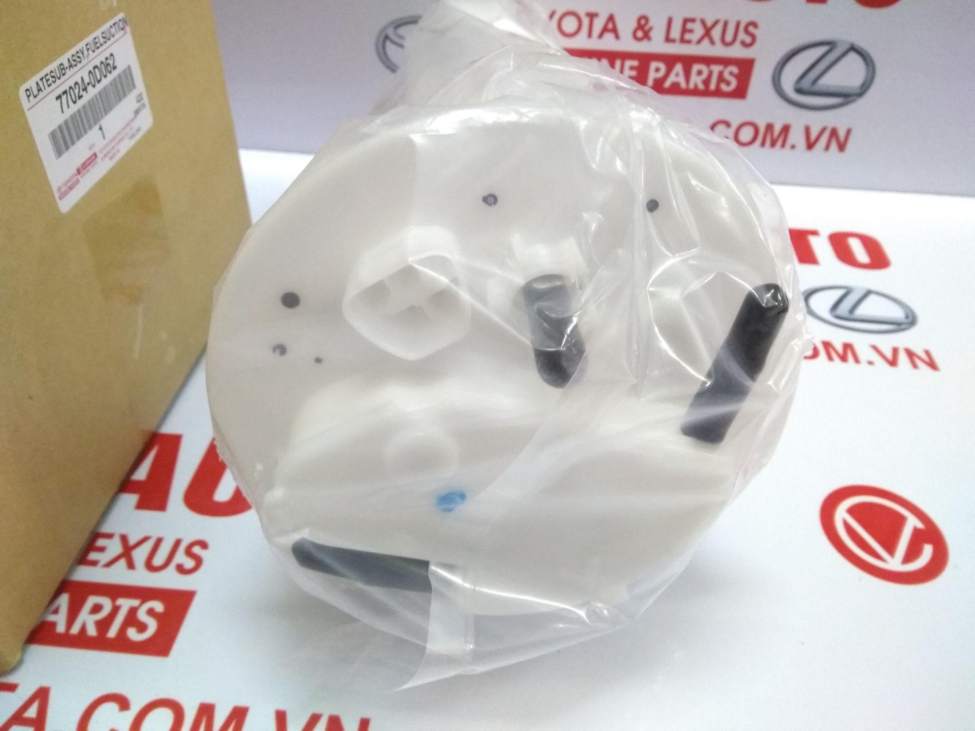 Picture of 77024-0D062 Lọc xăng liền giá Vios 08-13 hàng chính hãng