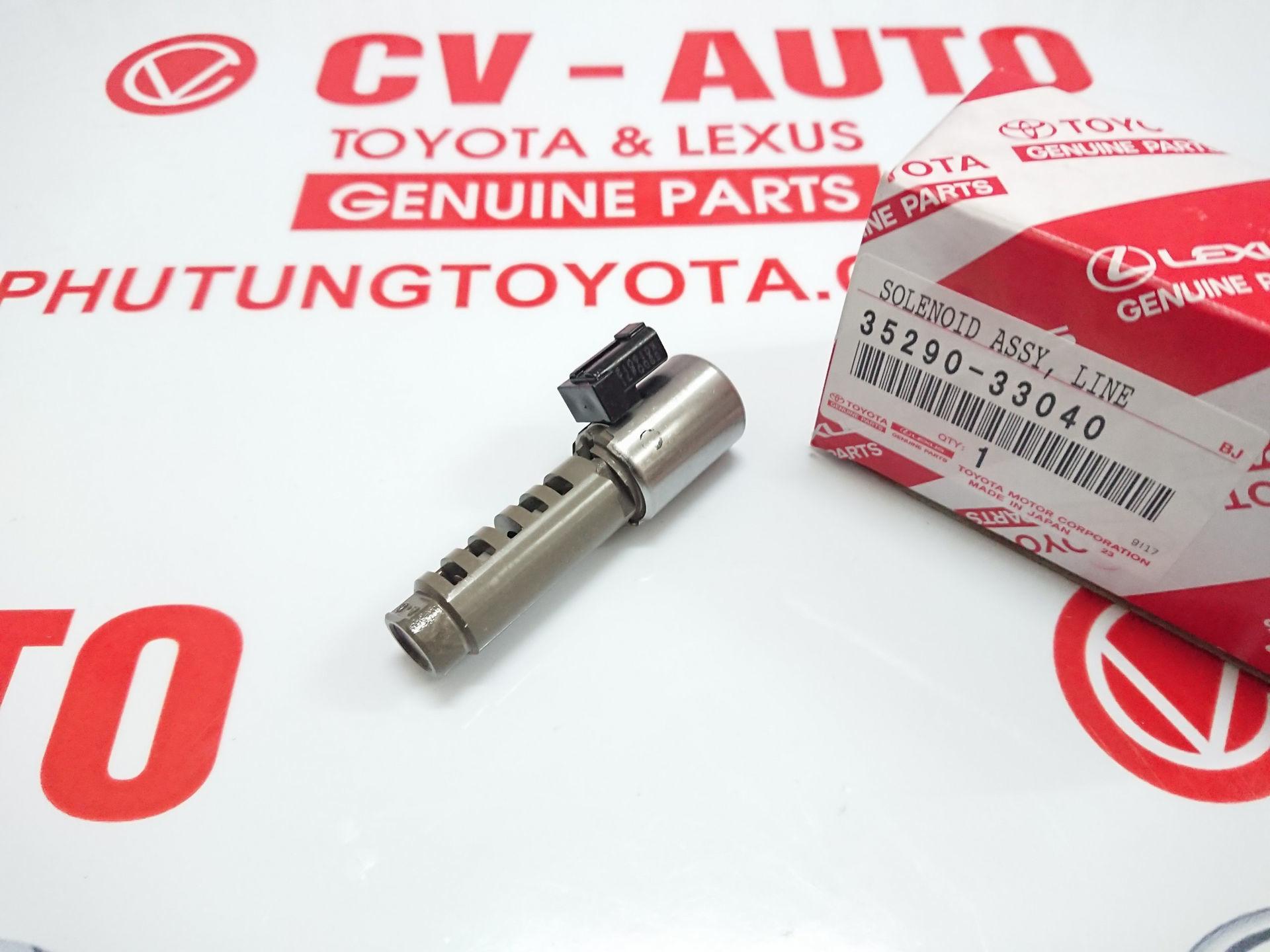 Picture of 35290-33040 Van selenoi Toyota chính hãng