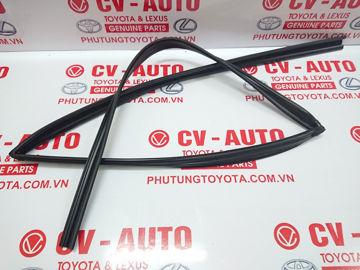 Hình ảnh của68142-60050 Gioăng trượt kính Toyota GX470, Toyota Land Cruiser Prado chính hãng