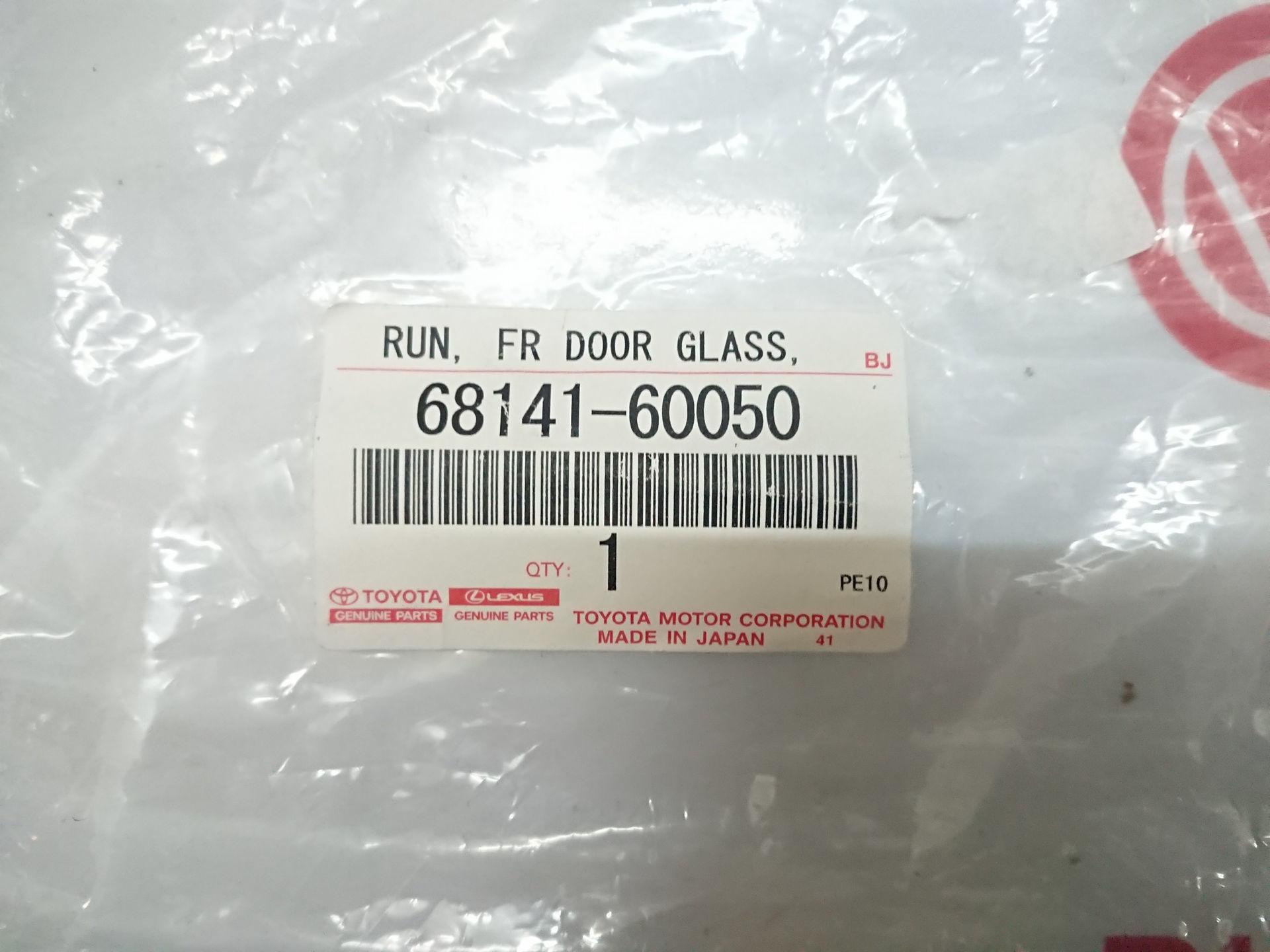 Picture of 68141-60050 Gioăng trượt kính Toyota Land Cruiser Prado GX470 chính hãng