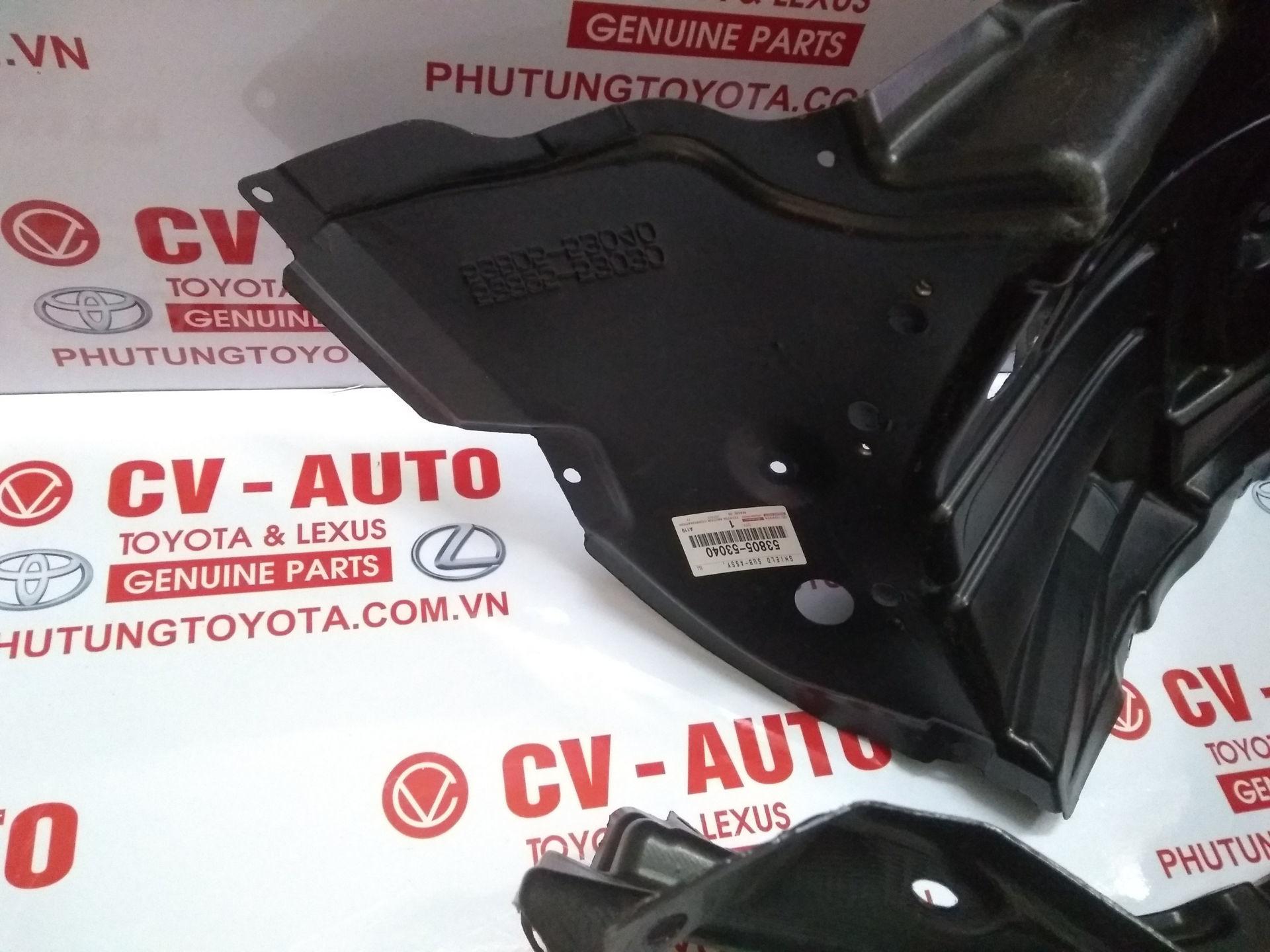 Picture of 53805-53040 Lòng rè Lexus IS250 hàng chính hãng