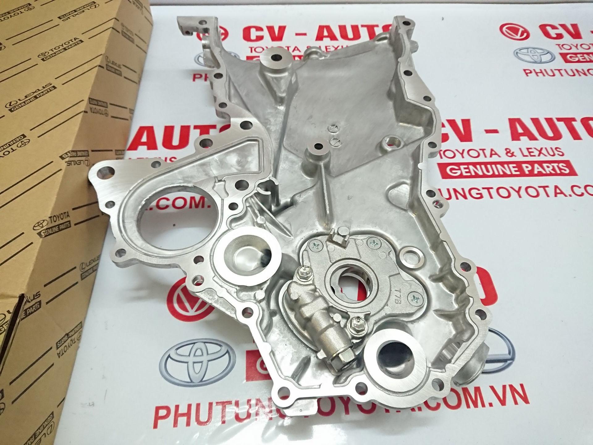 Picture of 15100-21042 Bơm dầu động cơ  Toyota Vios 1NZ chính hãng