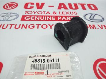 Hình ảnh của48815-06111 Cao su cân bằng Toyota Camry Mỹ chính hãng