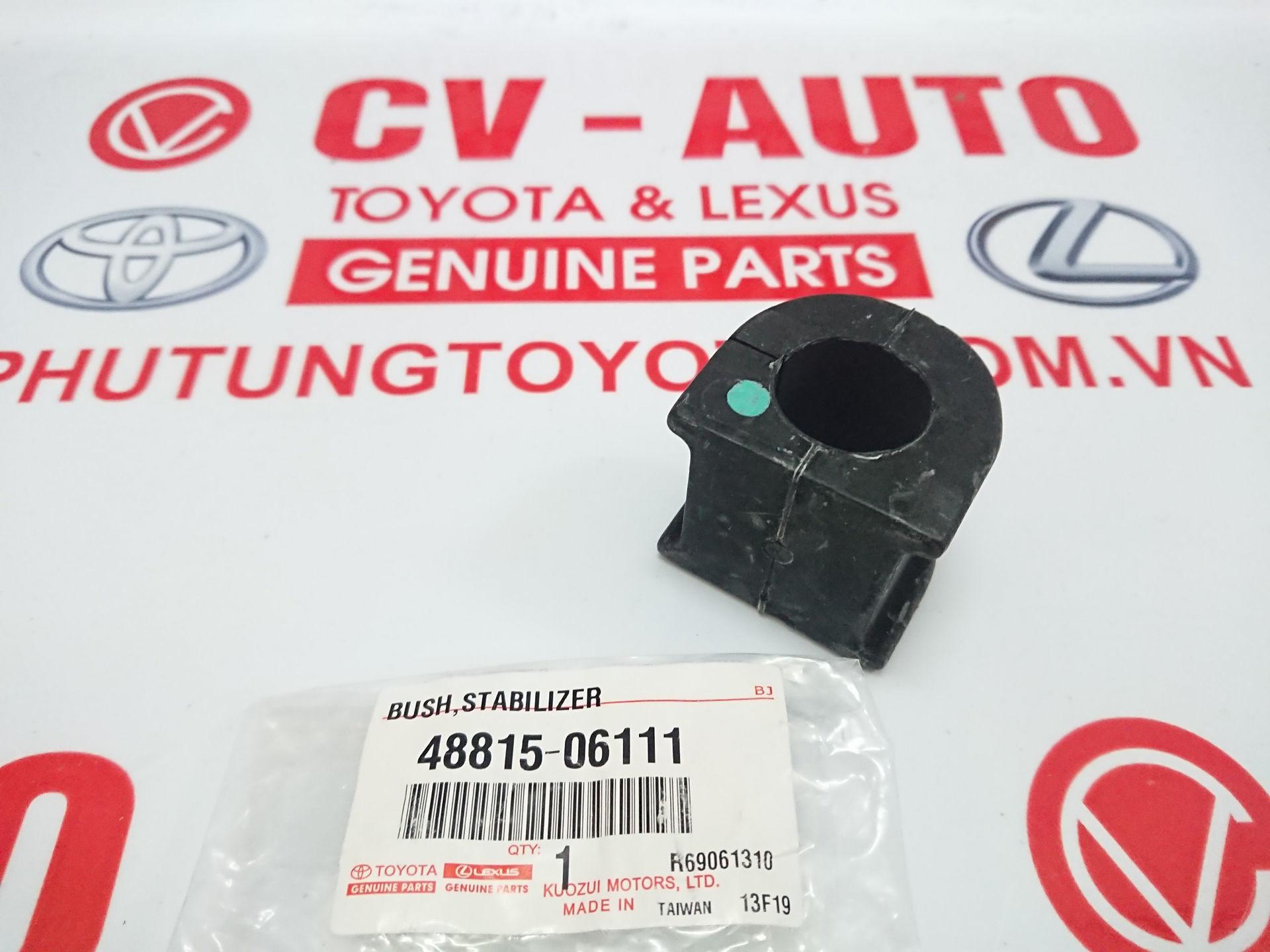 Picture of 48815-06111 Cao su cân bằng Toyota Camry Mỹ chính hãng