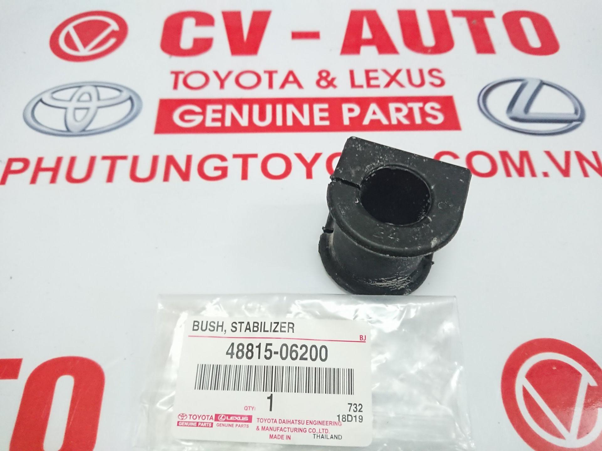 Picture of 48815-06200 Cao su cân bằng Toyota Camry ACV40 chính hãng