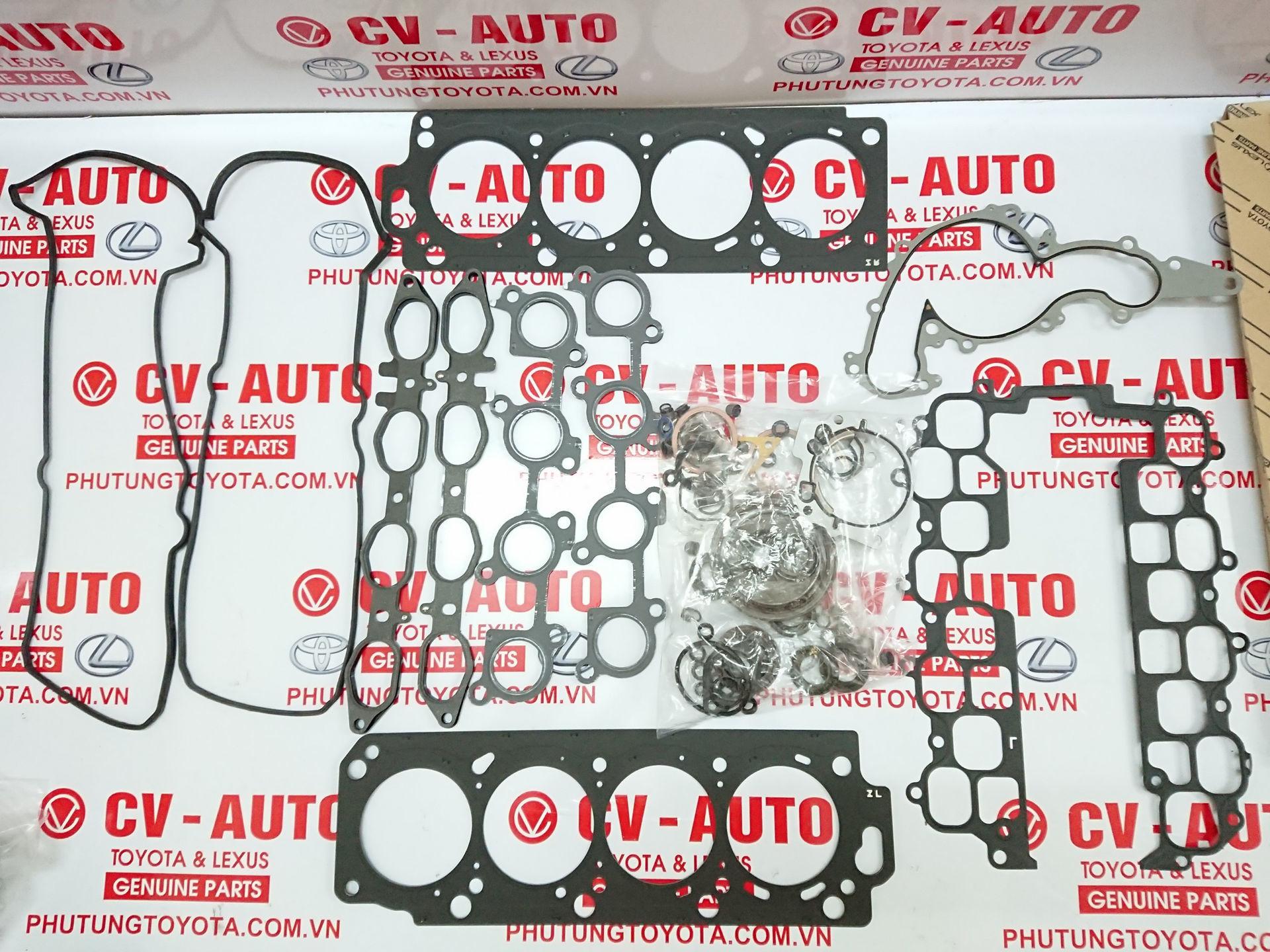Picture of 04111-50180 Gioăng đại tuToyota, Lexus LX470 GX470 2UZ hàng chính hãng