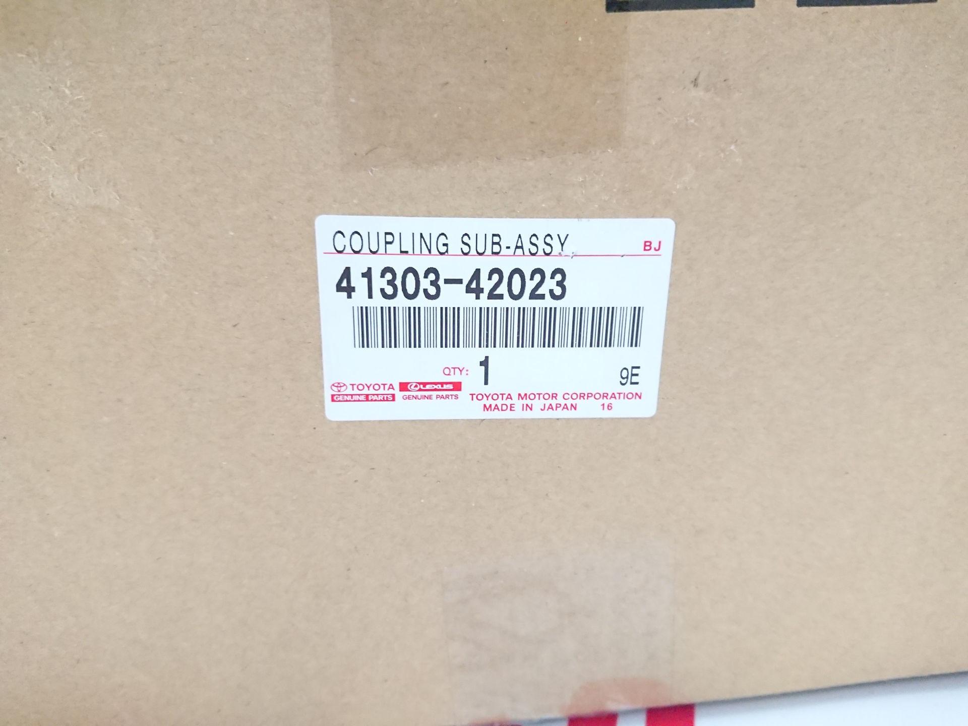Picture of 41303-42023 Mô tơ cài cầu Toyota RAV4 hàng chính hãng