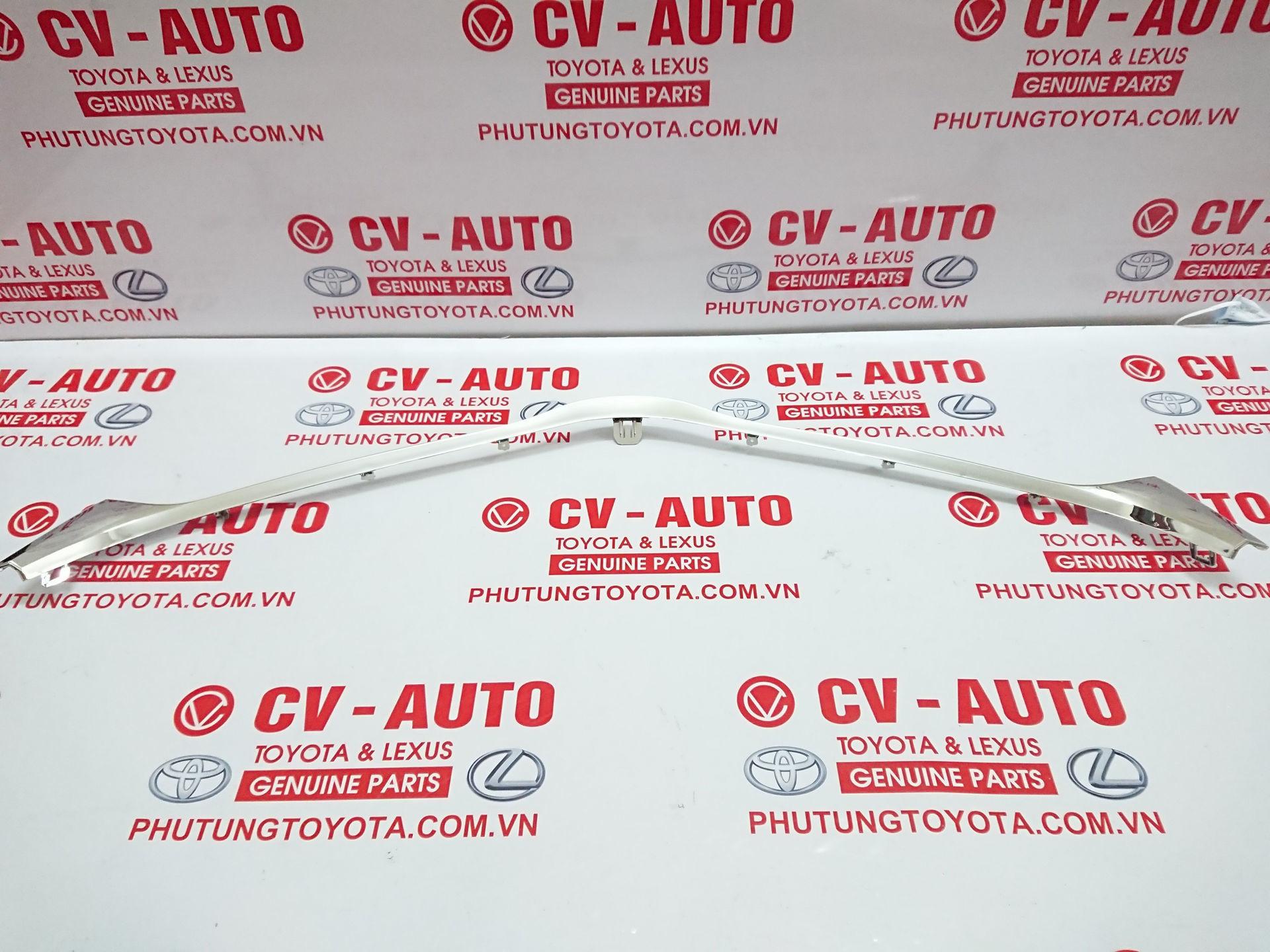 Picture of 53142-07010 Nẹp mạ ca lăng Toyota Avalon chính hãng