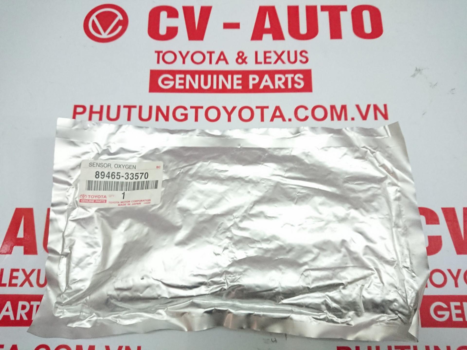 Picture of 89465-33570 Cảm biến ô xy Toyota Camry 2.0 12-15 hính hãng