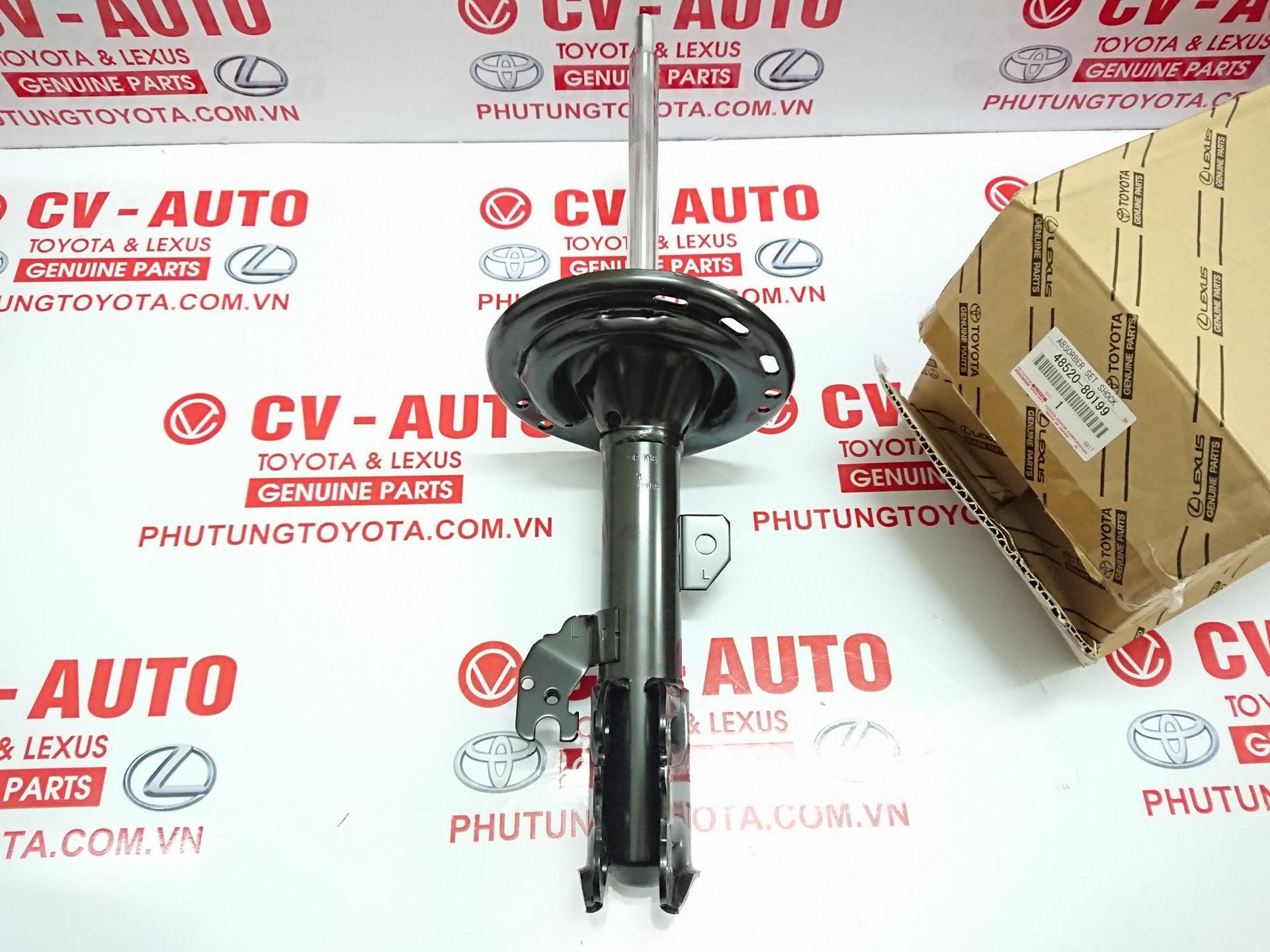 Picture of 48520-80199 Giảm xóc Camry Mỹ ES350 hàng chính hãng