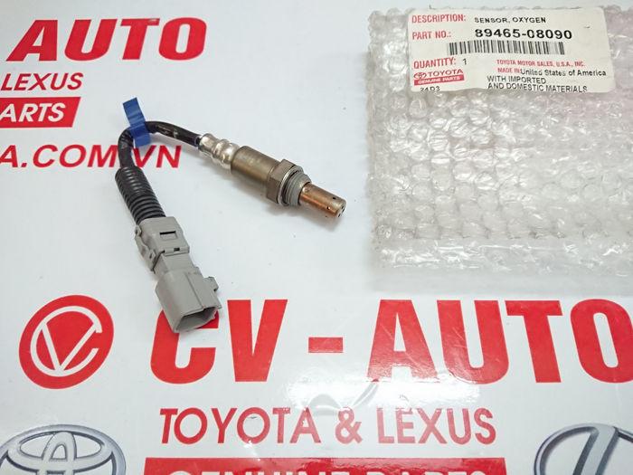 Picture of 89465-08090 Cảm biến ô xy 2 Toyota Sienna chính hãng