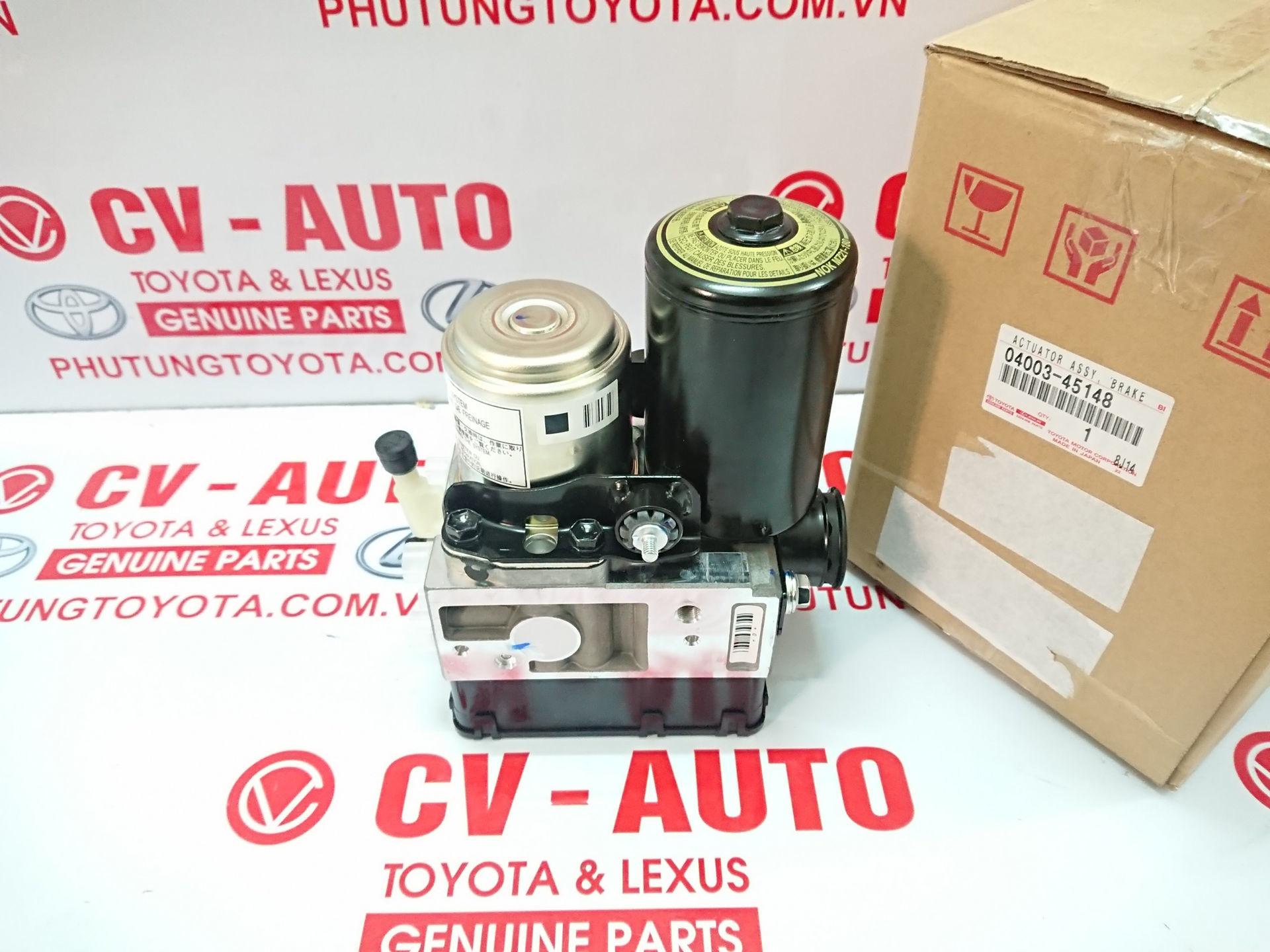 Picture of 44050-48191 44050-48190 Bộ chấp hành ABS, Bơm ABS Lexus RX400H chính hãng