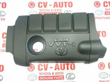 Hình ảnh của12601-36110 Nắp trang trí động cơ Toyota Camry 2.5 Venza 2.7 chính hãng