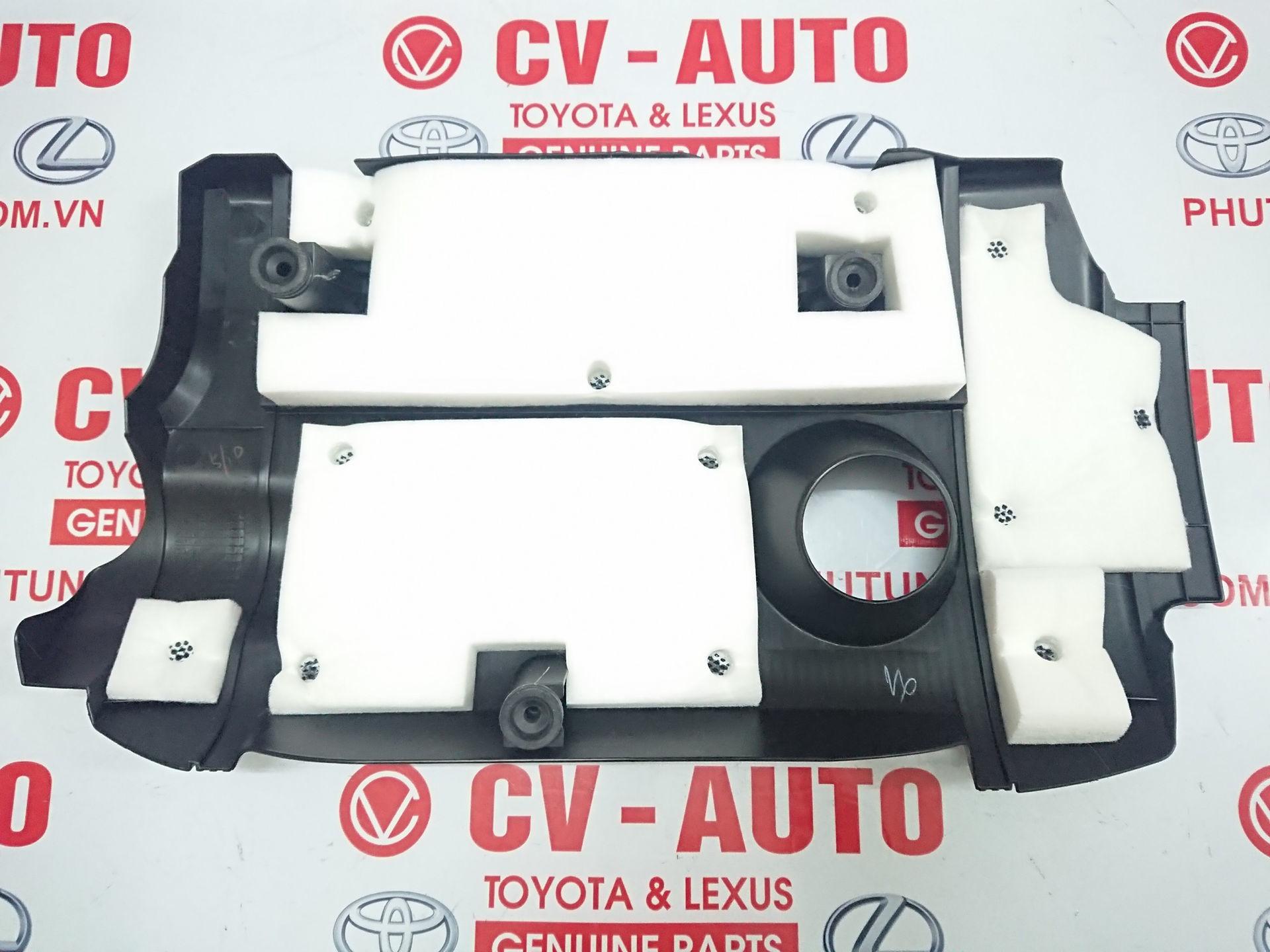Picture of 12601-36110 Nắp trang trí động cơ Toyota Camry 2.5 Venza 2.7 chính hãng