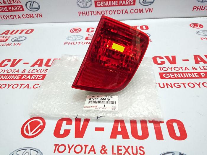 Picture of 81480-60010 Đèn cản Lexus LX570 hàng chính hãng