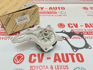 Hình ảnh của16100-39515  Bơm nước Toyota Camry, Venza 1AR 2AR chính hãng