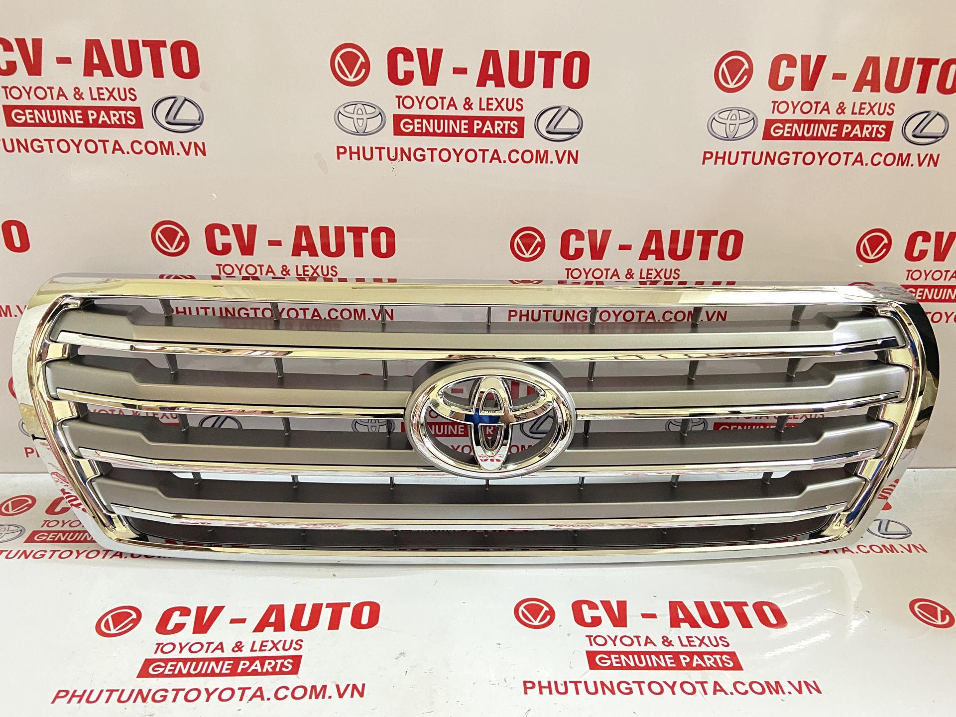 Picture of 53101-60880 Mặt ca lăng Toyota Land Cruiser Prado 2013-2015