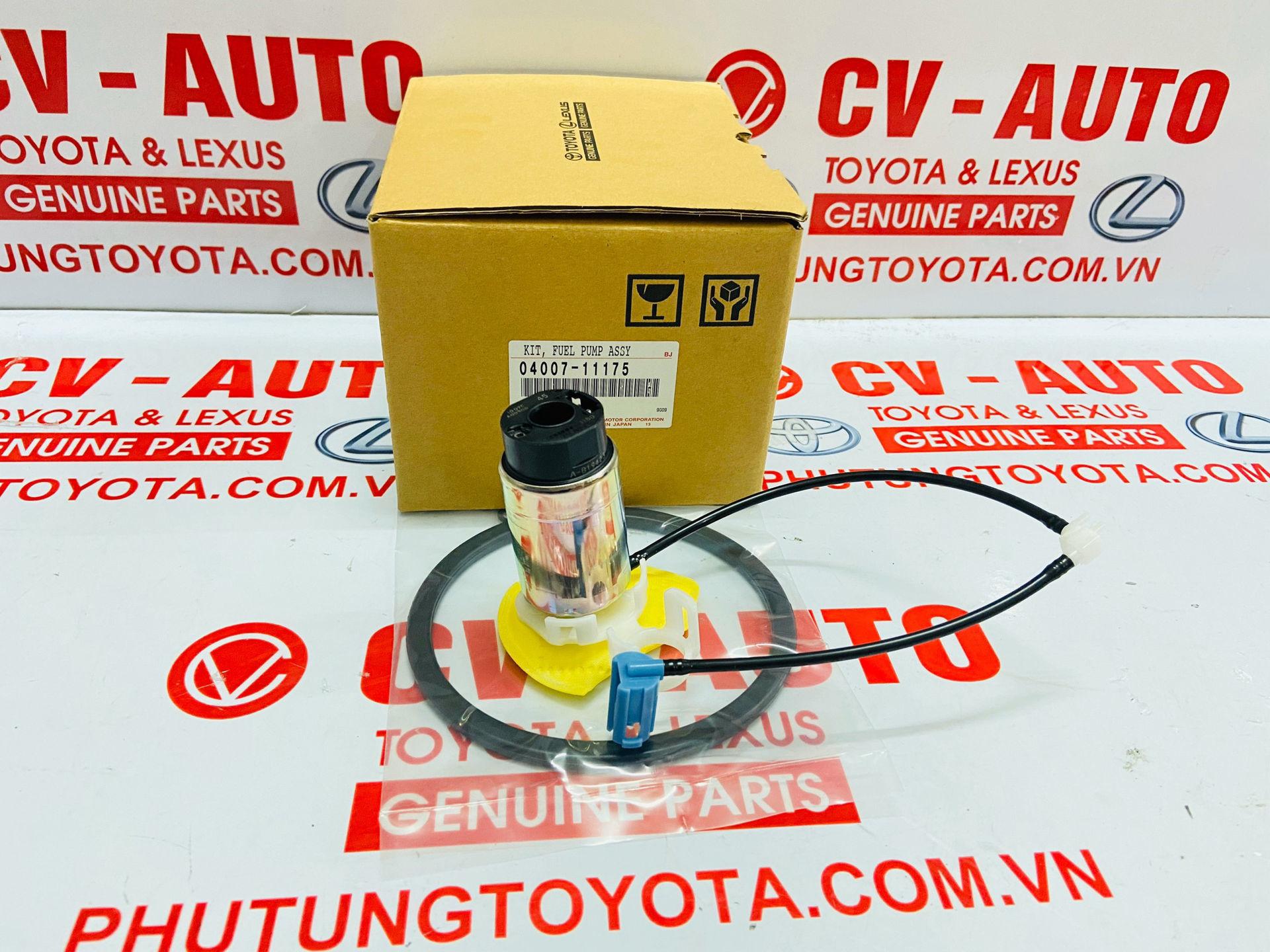 Picture of 0400711175 04007-11175 Bơm xăng ngắn Toyota Lexus 45V chính hãng