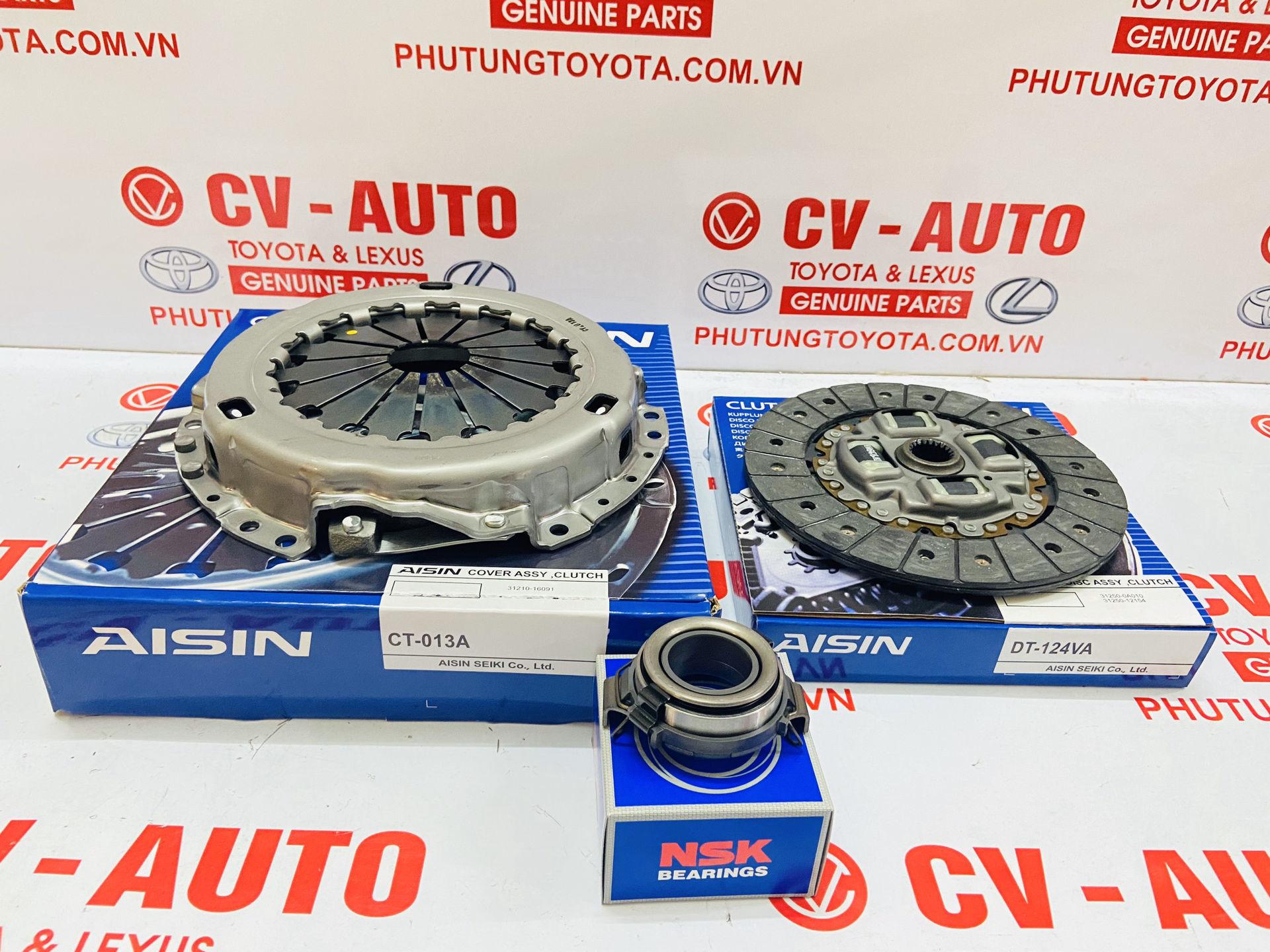 Picture of CT-013A Bàn ép D21 Toyota Vios, Altis Aisin hàng chính hãng