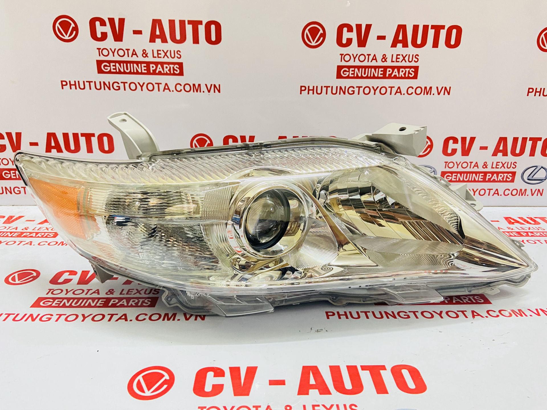 Picture of 81130-33700 Đèn pha Toyota Camry Mỹ 2.5 LE chính hãng
