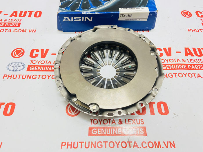 Picture of CTX-160A Bàn ép Toyota Hilux 3.0 D27.5 Aisin chính hãng