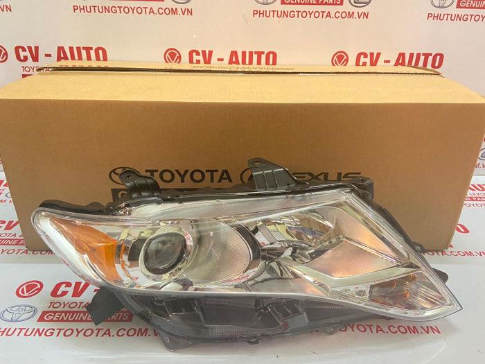 Picture of 81110-0T020 Đèn pha Toyota Venza chính hãng