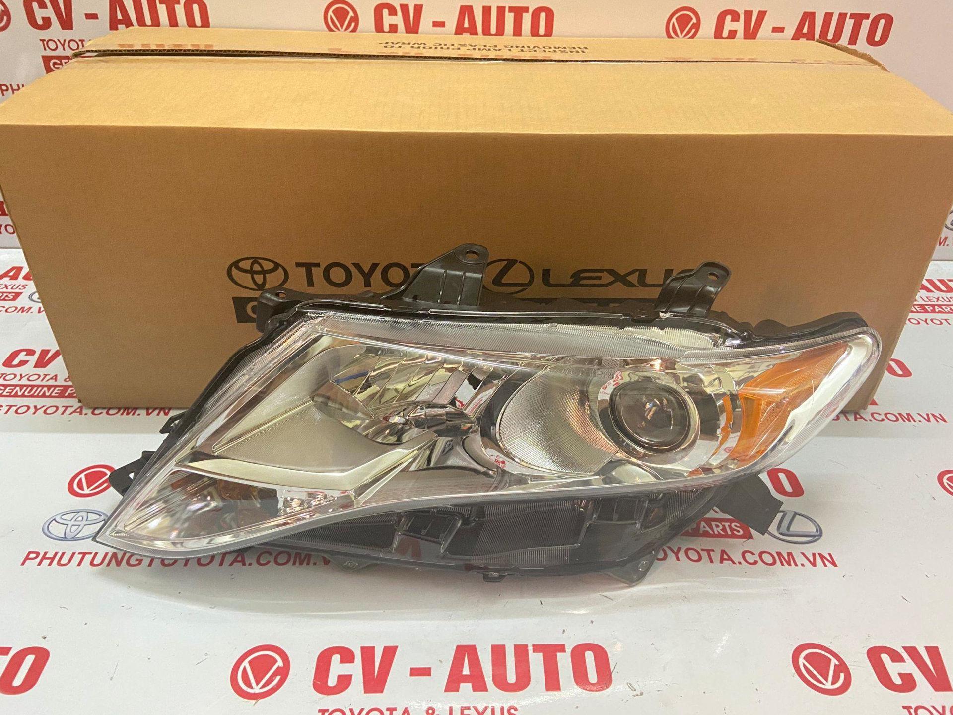 Picture of 81150-0T020 Đèn pha Toyota Venza hàng chính hãng