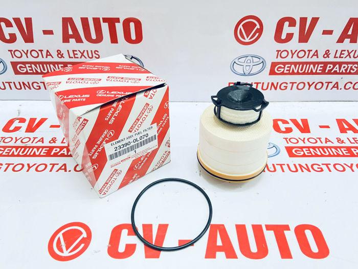 Picture of 23390-0L070 Lọc nhiên liệu Toyota Fortuner 16 chính hãng