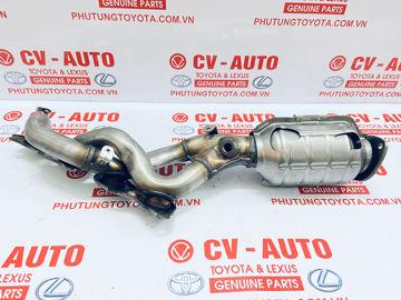 Hình ảnh của17104-38020 Cổ xả, bầu catalyst Lexus LS460 hàng chính hãng