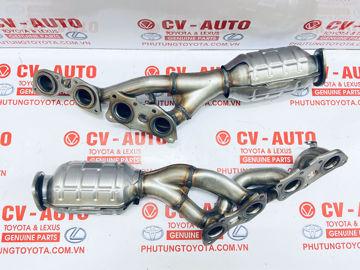 Hình ảnh của17105-38020 Cổ xả, bầu catalyst Lexus LS460 chính hãng