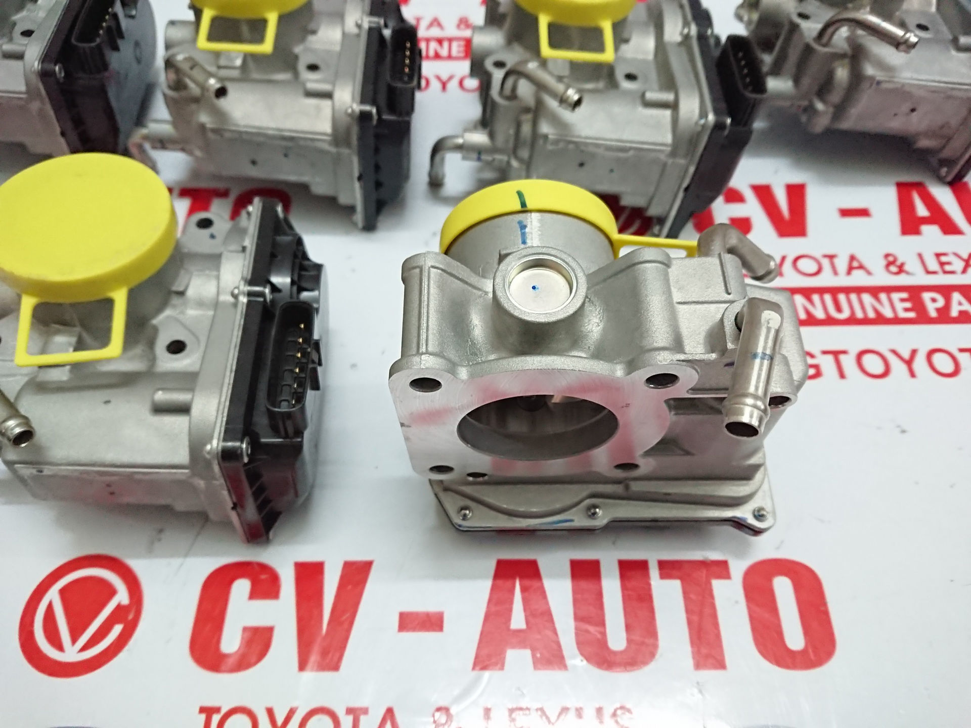 Picture of 22030-0M010 Bướm ga Toyota Vios Yaris 1NZ hàng chính hãng