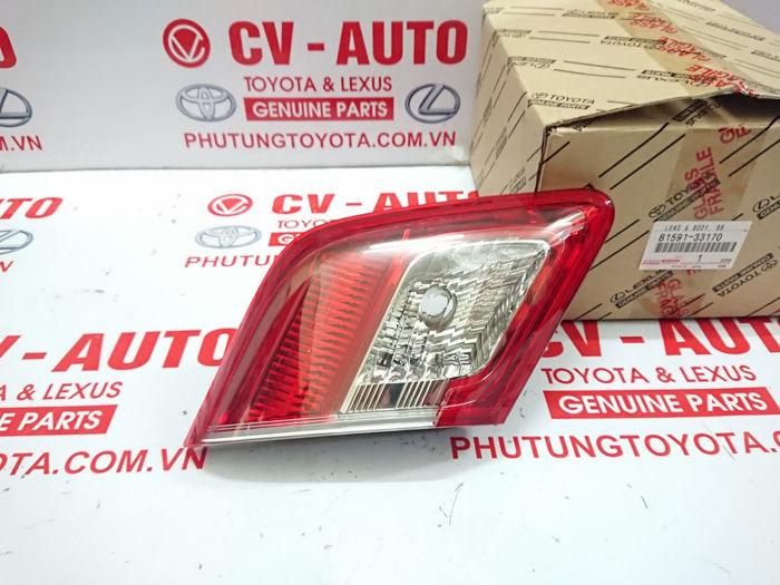 Picture of 81591-33170 Đèn hậu Toyota Camry 2010-2011 USA chính hãng