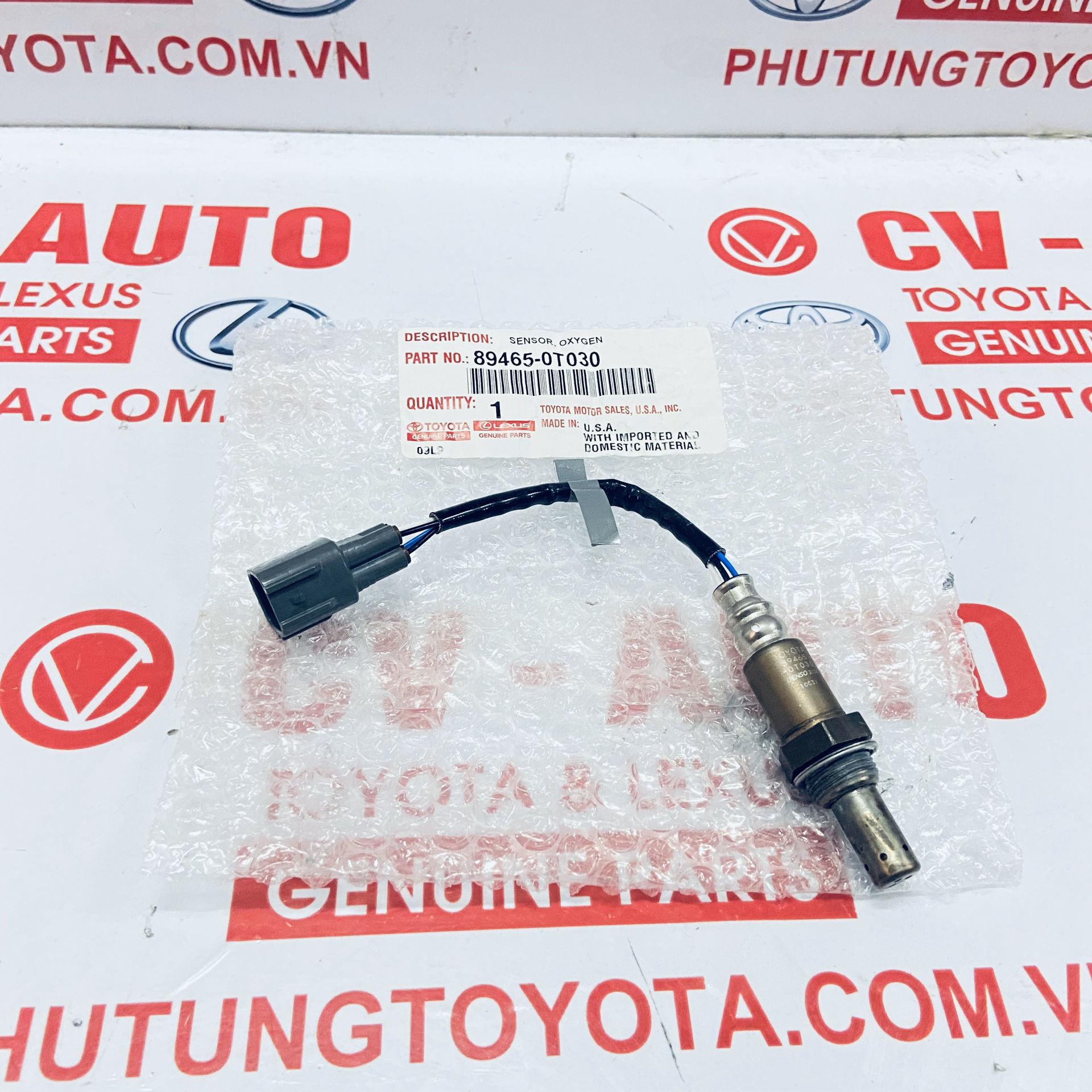 Picture of 89465-0T030 Cảm biến ô xy Toyota Venza hàng chính hãng